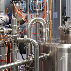 stainless steel works and automation