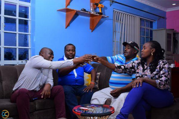 Mwatra engineering team 13