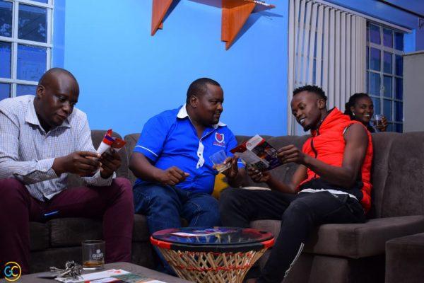 Mwatra engineering team 5
