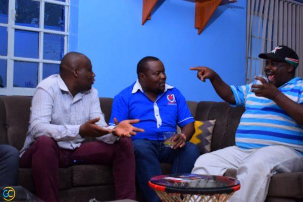 Mwatra engineering team 7