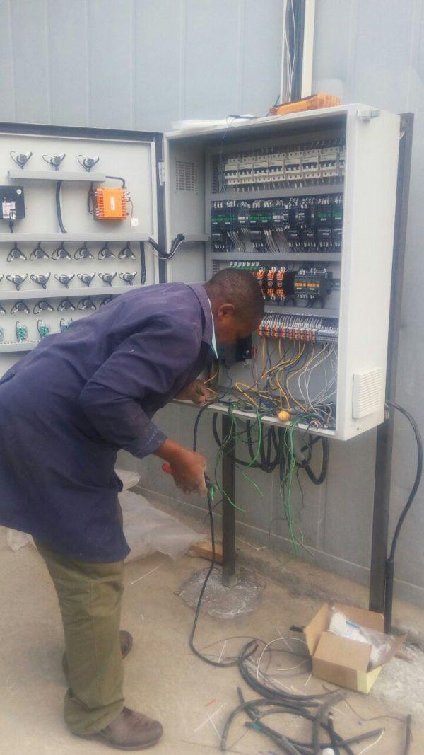 control panel service boiler spare parts kenya